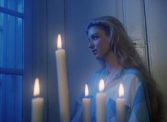 Eva Vejmělková si zahrála třetí Štěpánkovu lásku Píšťalku.