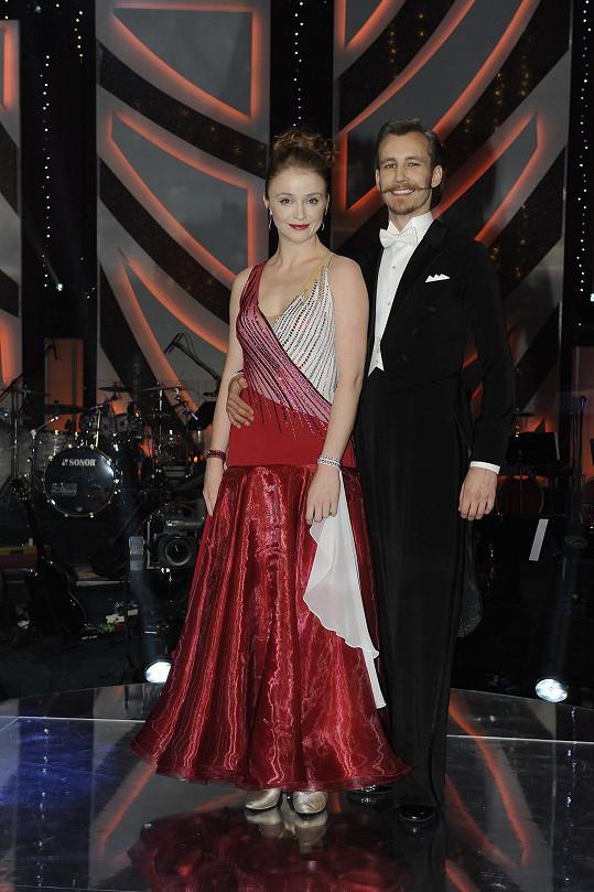 Marie Doležalová a Marek Zelinka