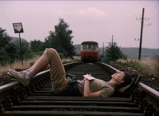 """""""Dodnes jsem pyšný, že mi v tomto filmu prvně hrál,"""" uvedl režisér Karel Smyczek na konto mimořádně talentovaného Vladimíra Javorského."""