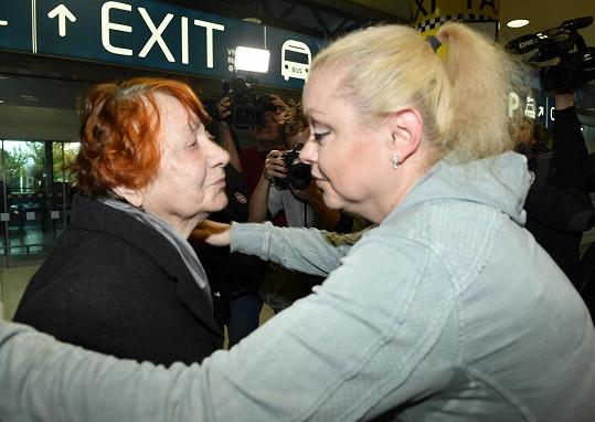 Gottová s maminkou Antonií Zacpalovou