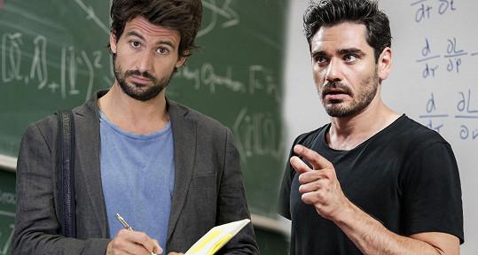 Tom Beck a Vojta Kotek hrají stejnou roli v seriálu Einstein. Jeden v Německu, druhý v Česku.