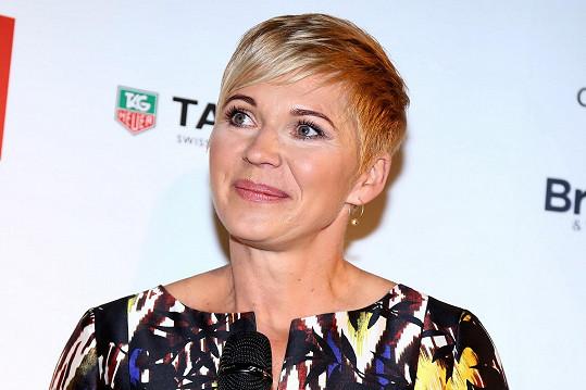Majitelka a ředitelka soutěže Marcela Krplová vyjmenovala novinky ročníku.