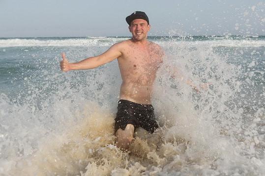 Hruška vyrazil na dovolenou do Tuniska. Letos již podruhé.