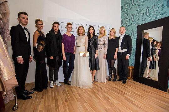 Hosty Plesu v Opeře budou oblékat čeští návrháři.