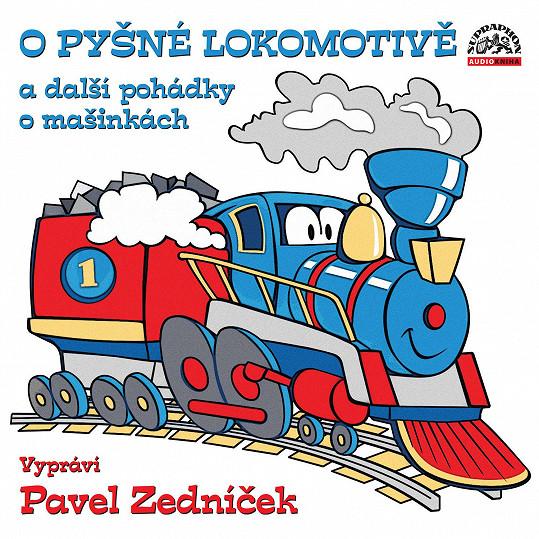 Po 25 letech namluvil O pyšné lokomotivě a další pohádky o mašinkách.