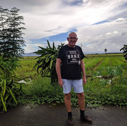 John Lindsay Mayger z Austrálie je nadšeným dárcem spermatu.