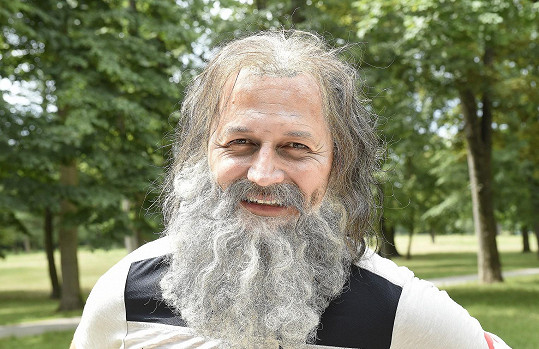Na ulici byste sporťáka Vojtu Bernatského nejspíš nepoznali.