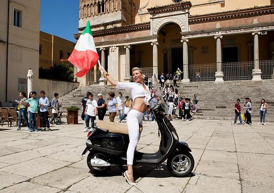 Italové z ní byli paf.