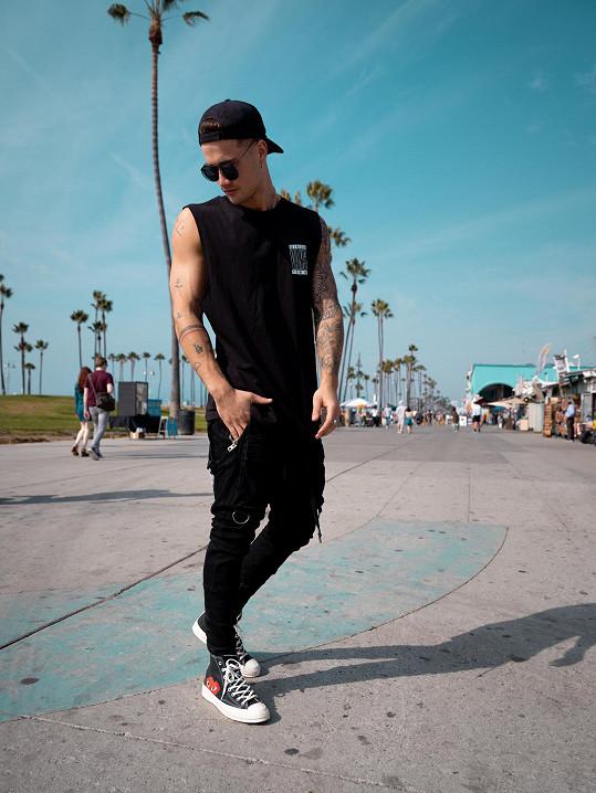 Dony na Venice Beach