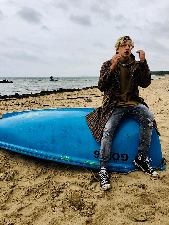 Tom Sean vypustil do světa nový videoklip.