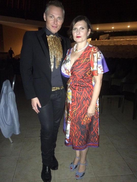 Česká modistka v porotě americké soutěže