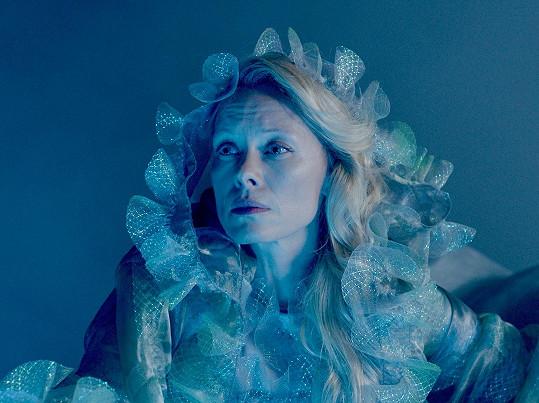 Na obrazovkách se éterická Linda Rybová objeví 26. prosince.