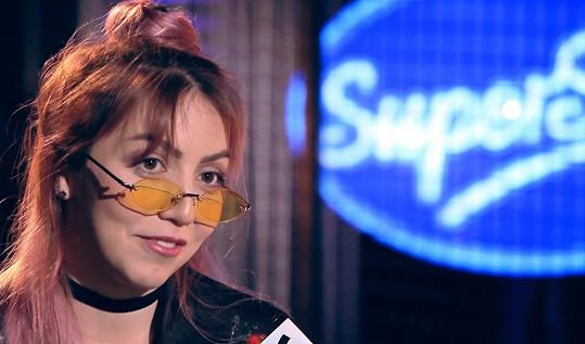 Marina se ukázala v letošní SuperStar.