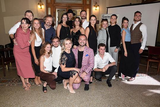 Velké finále proběhne vneděli 31. října od 18.30 vDivadle na Vinohradech.