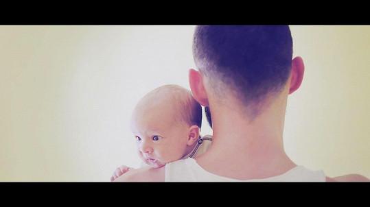 Michael Foret s dcerou Liou