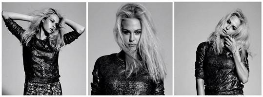 Simona vyráží v září za modelingem do zahraničí.