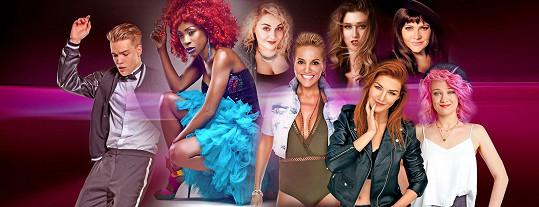 10. srpna se na pražské Křižíkové fontáně uskuteční koncert Dance Divas.