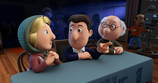 Čeští zpěváci poprvé v animáku