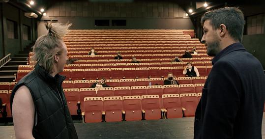 Divadla jsou teď prázdná.