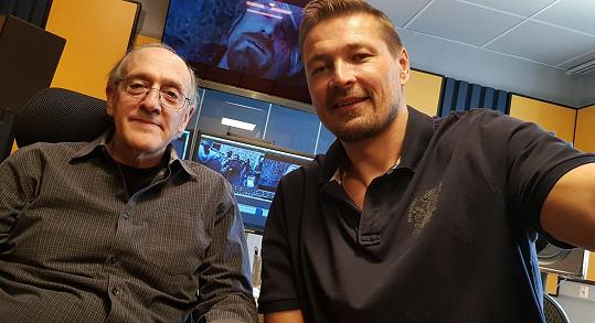 Pro Petra Jákla je spolupráce se Stevem Rosenblumem splněným snem.