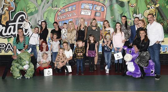 Casting soutěže Česká Missis v Praze
