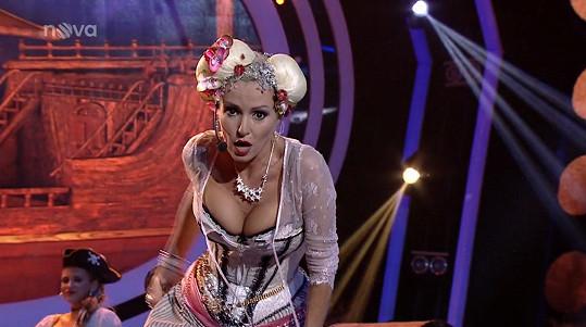 Brožová byla jednou z nejvýraznějších hvězd poslední řady Tváře.