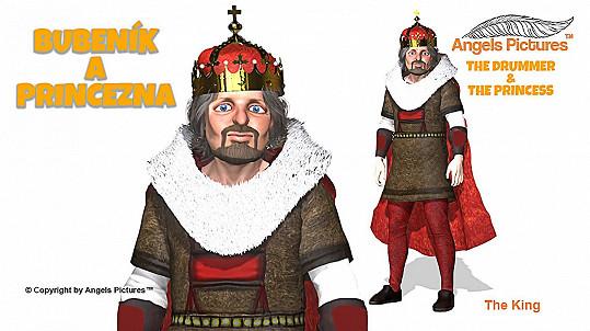 Role krále byla Karlu Gottovi šitá na tělo.