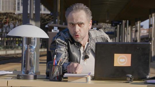V seriálu uvidíme i Igora Chmelu.