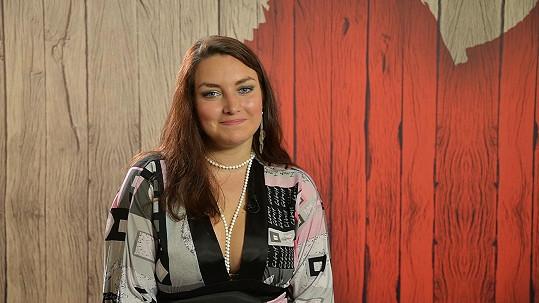 Diana Petrlíková se nestyděla hned na první schůzce bavit o sexu.