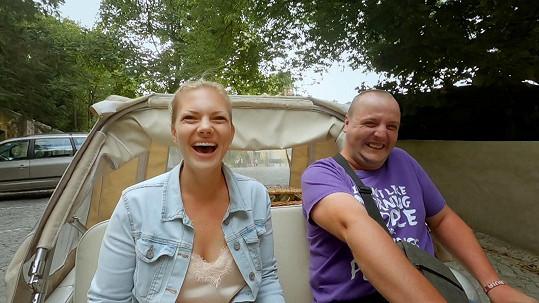 Simona a Radek si společnou dovolenou užili. Dnes má každý nový vztah.