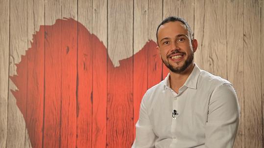 Patrik Veselý je jedním z účastníků nové seznamovací show na Primě.
