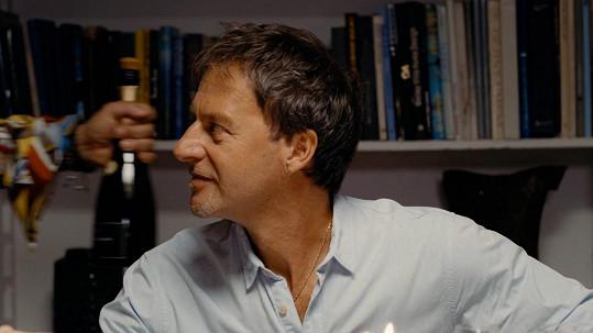 Palo Habera při natáčení úvodního videa k SuperStar nechtěně pobavil kolegy.