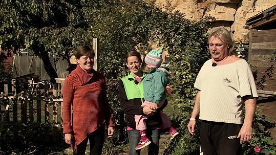 Rodina Ivany