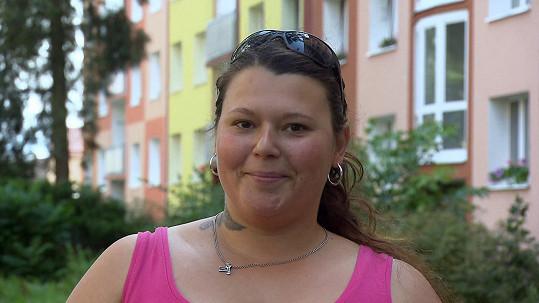 Bára (32) si přeje, aby si její partner vytvořil lepší vztah se synem.