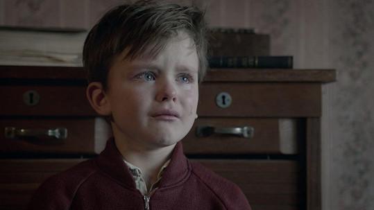 Syn Pepy Vojtka absolvoval náročné natáčení.
