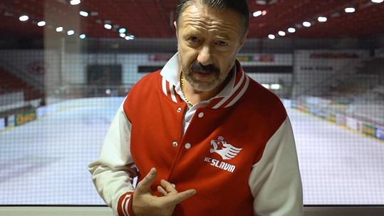 Jiří Langmajer jako Luboš Hrouzek v seriálu Lajna 2