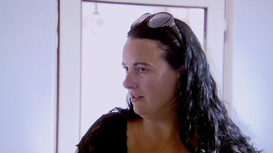 Temperamentní Lucie se pustí do hádky s náhradním manželem Lukášem.
