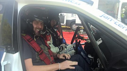 Tomáš Hauptvogel miluje adrenalin.