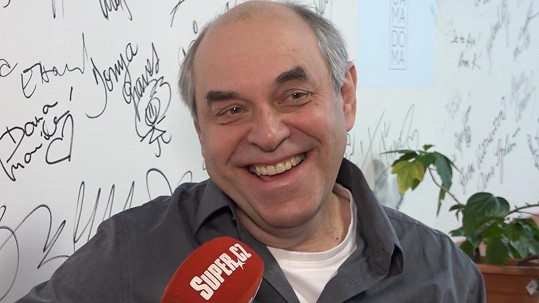Herec Super.cz prozradil, že se otužuje už 3 roky.