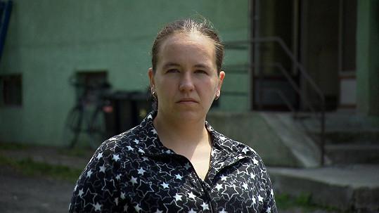 Žaneta (25) se s partnerem přihlásila do pořadu kvůli odlišnému pohledu na výchovu syna.