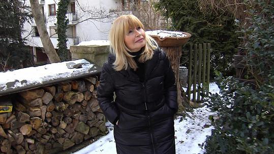 Melánie Vančurová nyní
