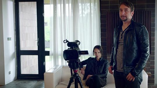 V roli hypochondrického manžela Plodkové se objeví Marek Daniel.