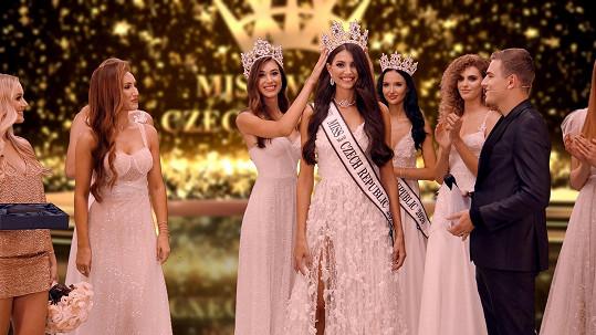 Miss Czech Republic 2020 se stala Karolína Kopíncová.
