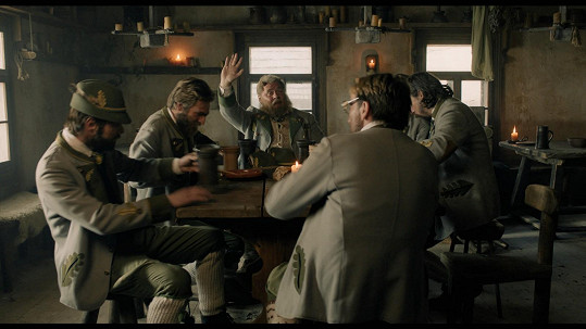 Herec v pohádce Čertí brko, která jde do kin 29. listopadu.