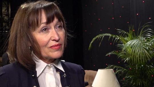 Petra Černocká je hrdá babička.