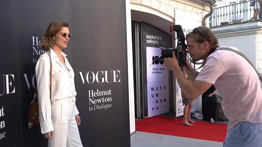 Eva Herzigová je historicky nejúspěšnější českou modelkou.