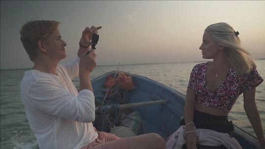 Svatební cesta zavedla Františka a Natálii na Zanzibar.
