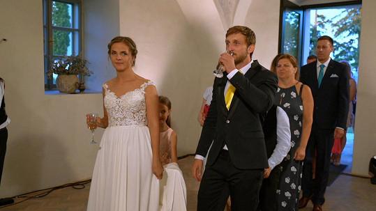 Třetím párem z reality show Svatba na první pohled jsou Petra a René.