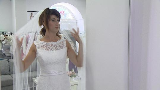 Snoubenka Pavla Trávníčka už se na svatbu moc těší.