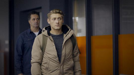 Erftemeijer je nováčkem v týmu Specialistů na Nově. Na snímku s Martinem Dejdarem.